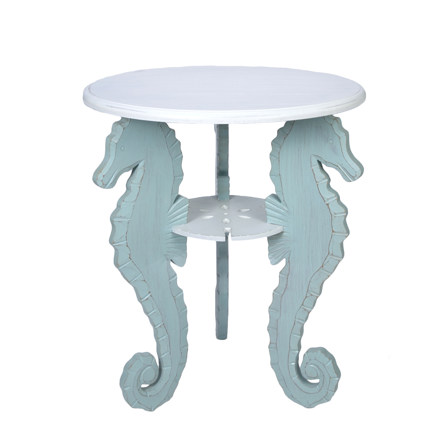 Small Round Seahorse Table